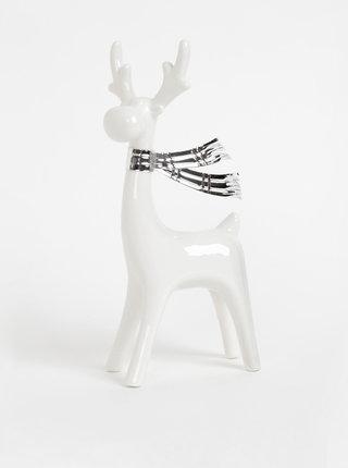 Vianočná dekorácia v tvare soba SIFCON