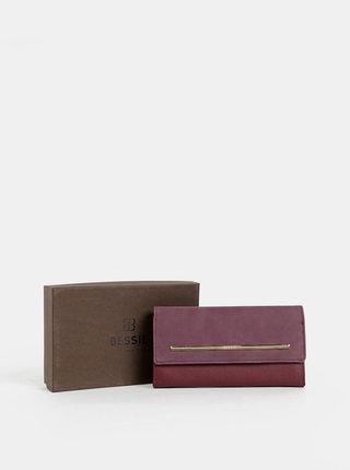 Vínová peňaženka Bessie London