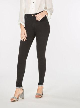 Černé skinny fit džíny Dorothy Perkins Shape & Lift