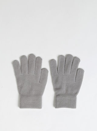 Šedé dámske rukavice Haily´s Fiona