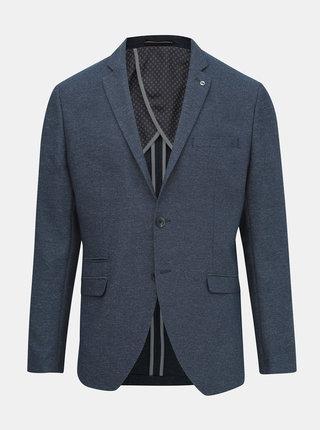 Modré pánské sako Selected Homme Diego