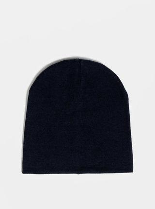 Tmavě modrá pánská čepice Tom Tailor