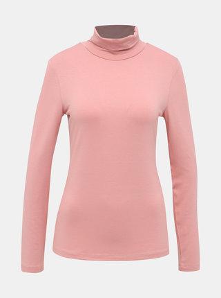 Růžový dámský basic rolák ZOOT Alto