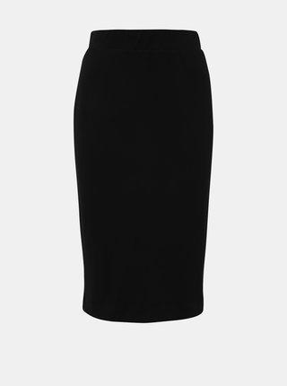 Čierna sukňa Selected Femme Shelly