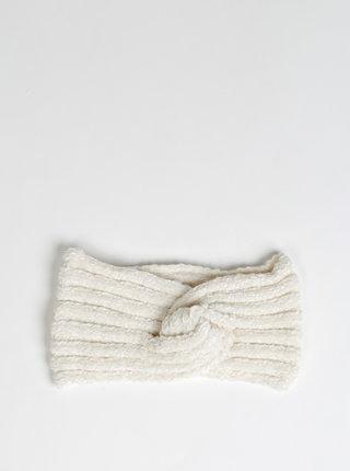 Bílá čelenka Haily´s Avery