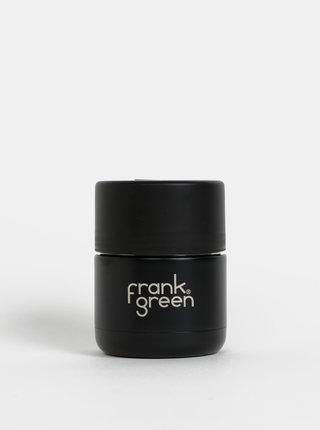 Černý nerezový cestovní hrnek Frank Green Ceramic 175 ml