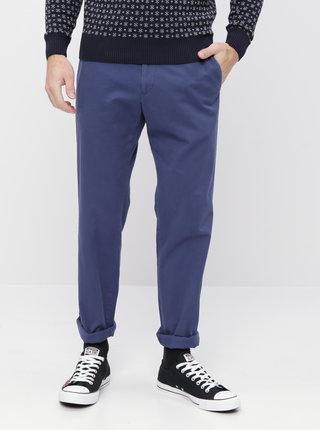 Modré pánské chino kalhoty ZOOT Franco