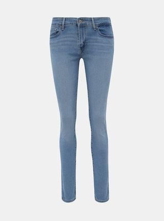 Modré dámské skinny fit džíny Levi's® 711