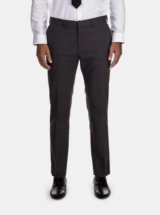 Šedé kalhoty Burton Menswear London