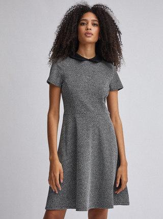 Šedé šaty Dorothy Perkins