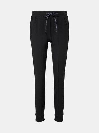 Čierne dámske nohavice Tom Tailor