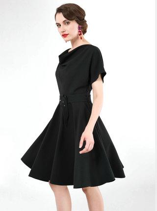Čierne šaty Closet