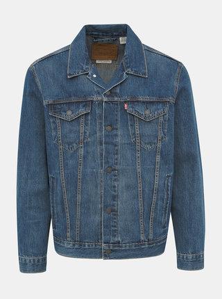 Modrá pánska rifľová bunda Levi's®