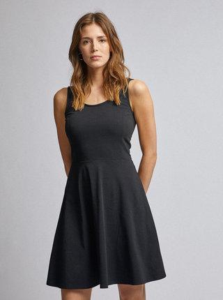 Černé basic šaty Dorothy Perkins