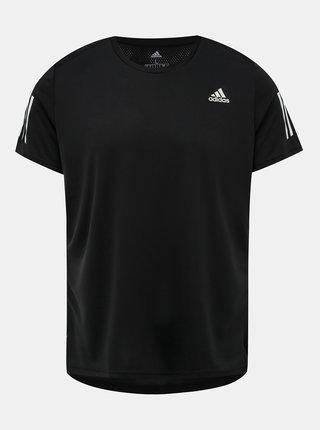Černé pánské tričko adidas Performance