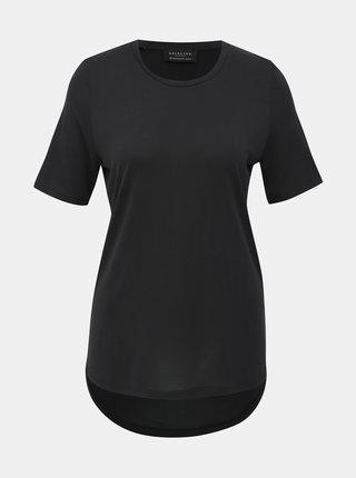 Čierne basic tričko Selected Femme Ella