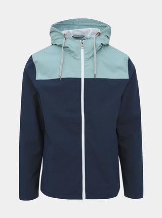 Tmavě modrá voděodpudivá bunda ONLY & SONS Emil