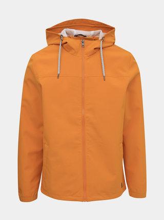 Oranžová voděodpudivá bunda ONLY & SONS Emil