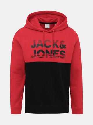Červená mikina Jack & Jones Milla
