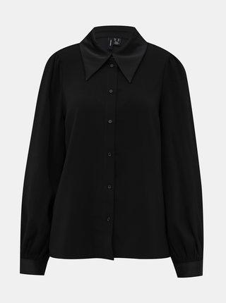 Černá košile VERO MODA Coco