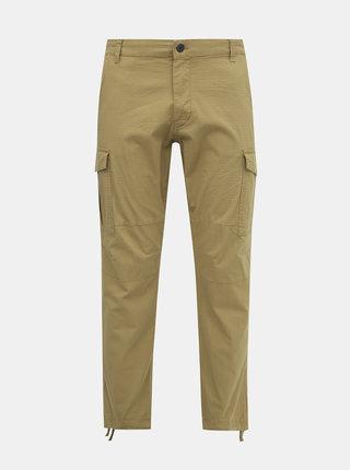 Světle hnědé kalhoty Jack & Jones Rob