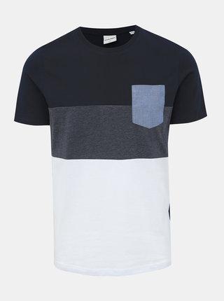 Tmavě modré tričko Jack & Jones Eagle