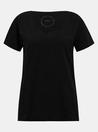 Čierne basic tričko ONLY Brews