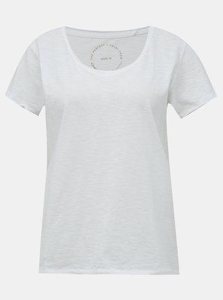 Bílé basic tričko ONLY Brews