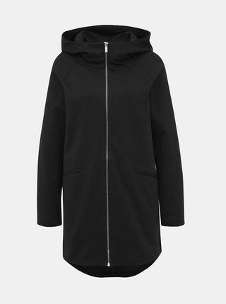 Čierny ľahký kabát ONLY Nalaruby