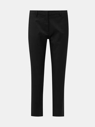 Černé zkrácené kalhoty ONLY Sarah