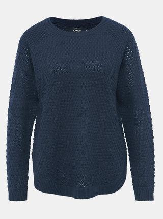 Modrý sveter ONLY Violet