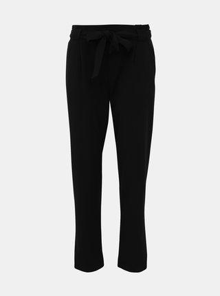 Černé kalhoty Jacqueline de Yong Dakota