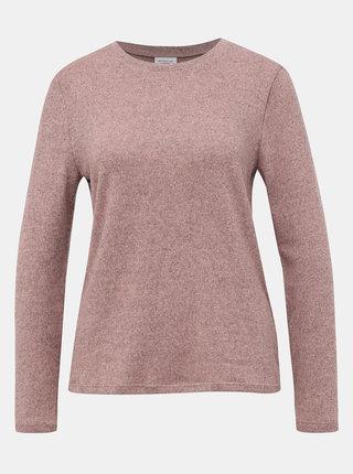 Rúžový basic sveter Jacqueline de Yong Choice
