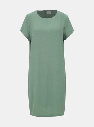 Zelené šaty VILA Primera