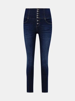 Modré skinny fit džíny TALLY WEiJL Voky