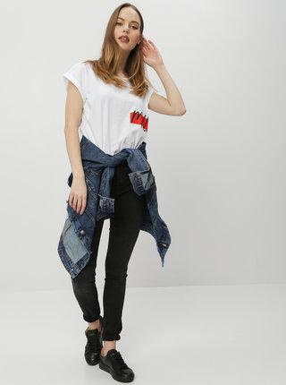 Bílé dámské tričko ZOOT Original MILU JUTĚ