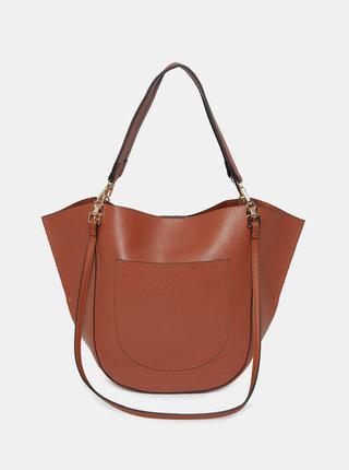 Hnedá kabelka Dorothy Perkins