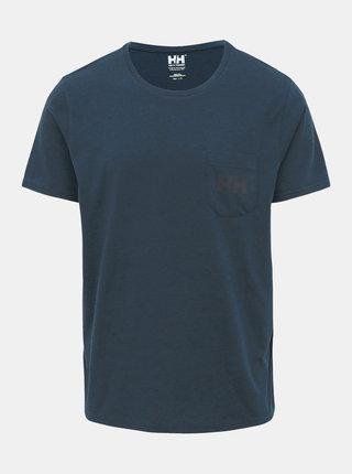 Tmavomodré pánske tričko HELLY HANSEN Fjord