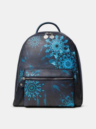 Modro-čierny batoh Desigual