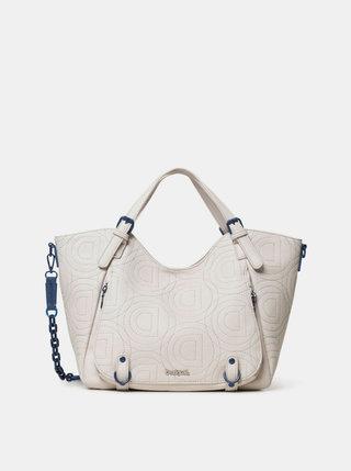 Krémová kabelka Desigual