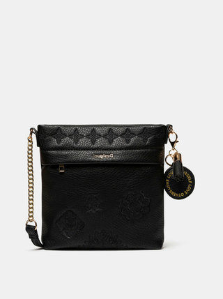 Černá crossbody kabelka Desigual