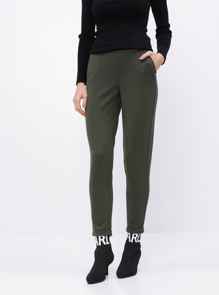 Khaki kalhoty ONLY Gina