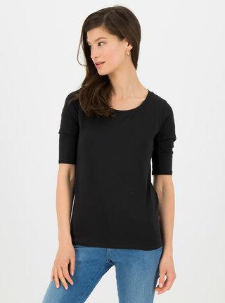 Čierne tričko Blutsgeschwister Legere