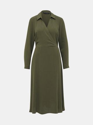 Kaki šaty Dorothy Perkins
