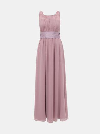 Rúžové maxi šaty Dorothy Perkins