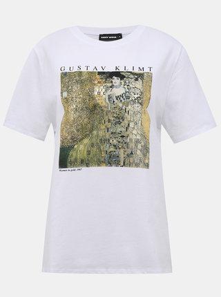 Biele tričko TALLY WEiJL