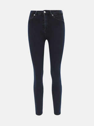 Čierne push up skinny fit rifle TALLY WEiJL Pump