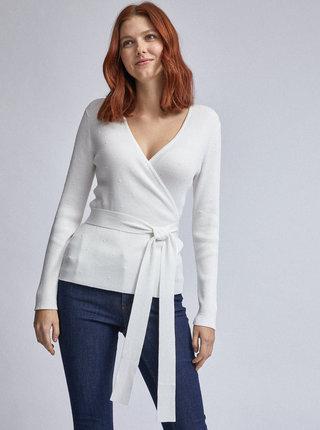 Biely sveter Dorothy Perkins