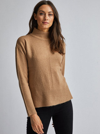 Béžový sveter Dorothy Perkins