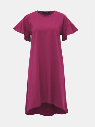 Tmavoružové šaty ZOOT Magdalena